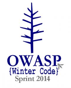 Winter Code Sprint